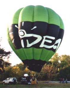 "SP-BIF ""Idea"" - najnowszy balon HKB"